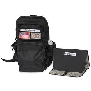 Active Doodie diaper bag backpack & Changing Pad